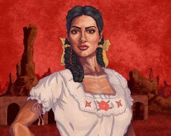 Adelita (Prints)