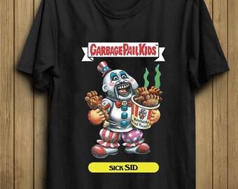 Garbage Pail Kids Joe Blow Royal Blue T Shirt