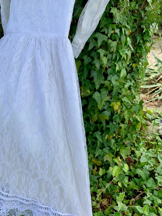 Vintage Girl's Gunne Sax Dress - image 3