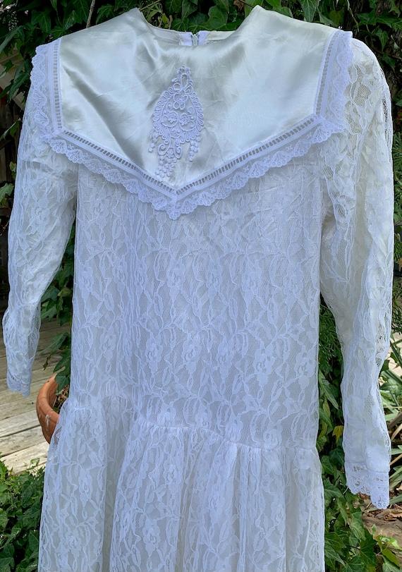 Vintage Girl's Gunne Sax Dress - image 1
