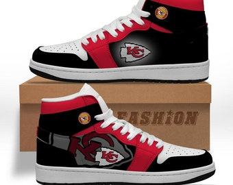 kansas city chiefs shoes