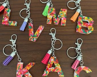 Sprinkle Madness Keychain