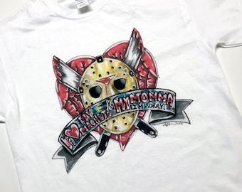 Jason Hockey Mask T Shirt