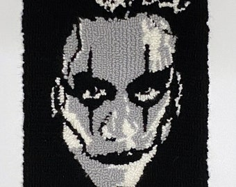 The Crow Eric Draven Small Rug