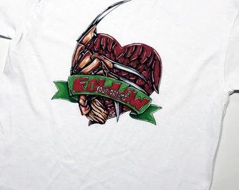 Freddy Glove T Shirt