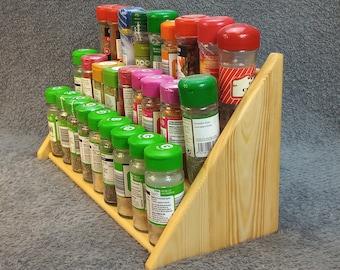 Spice rack - 3 tier