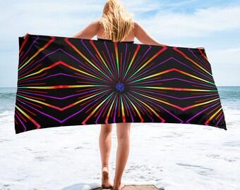 Sun Burst Towel