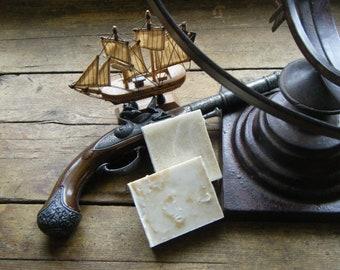 Ship's Captain {Artisan Soap}