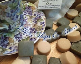 SEPTEMBER- Sereni-TEA Tea Infused Artisan Soap Minis {Limited Edition}