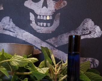 Nog Grog {Aromatherapy Roller for your Head}