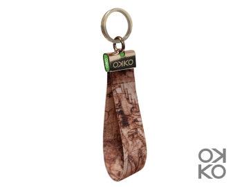 03 - Leonardo, keyring, made in Italy