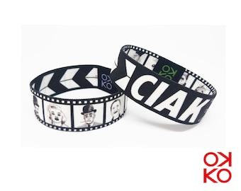 47 - CIAK!, bracelet, bracelet, made in Italy