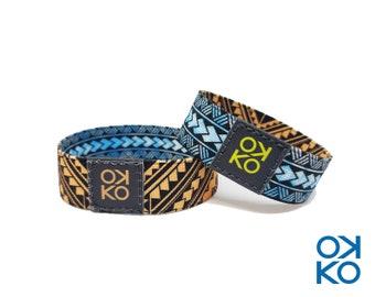 31 - Maori, bracelet, bracelet, made in Italy