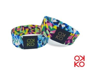 55 - Kaleido, bracelet, bracelet, made in Italy