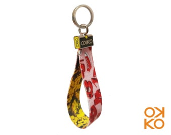13 - Woman, woman, keyring, made in Italy