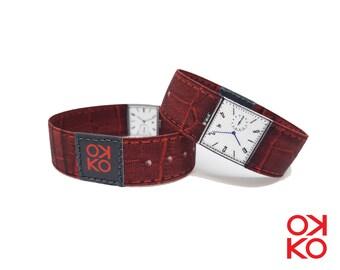 39 - Watch, bracelet, bracelet, made in Italy