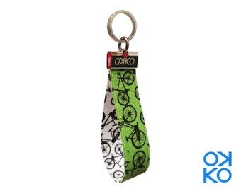 14 - Bicycle, bike, keyring, made in Italy
