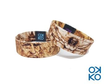 03 - Leonardo, bracelet, bracelet, made in Italy