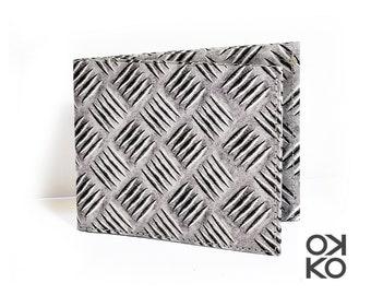 08 - Metal, OKKO tyvek wallet, wallet, gift, gift, greetings, made in italy, craftsmanship