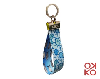02 - Sea, keyring, made in Italy