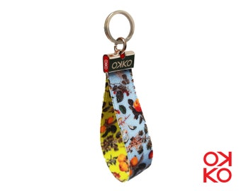 01 - Fruit, keyring, made in Italy