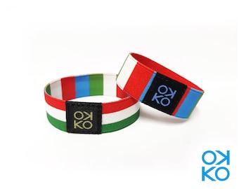 45 - Italy, bracelet, bracelet, made in Italy