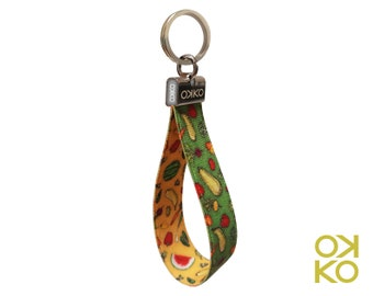 07 - Fruits, keyring, made in Italy