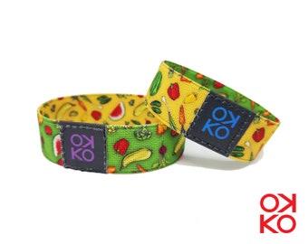 07 - Fruit, bracelet, bracelet, made in Italy