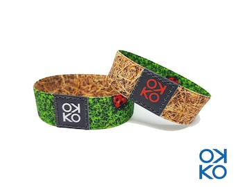 38 - Ladybug, bracelet, bracelet, made in Italy
