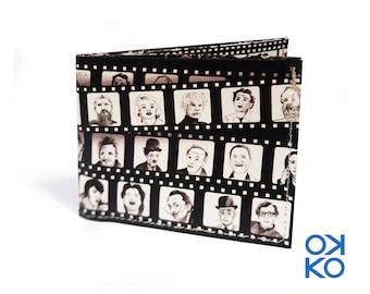 20 - Ciak! si gira, action, nature, tyvek wallet OKKO, wallet, gift, gift, greetings, made in italy, craftsmanship