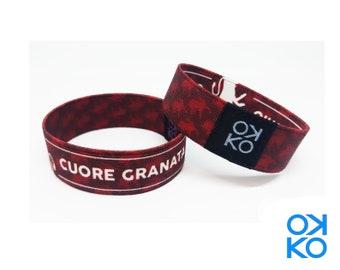 48 - Grenade, bracelet, bracelet, made in Italy