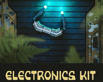 Jedi Fallen Order Lightsaber Stand Electronics Kit