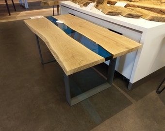Epoxy Resin Table Wooden Table Coffee Table Rivertable