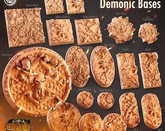 Demonic Bases