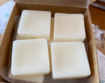 Made to Order Hand-Poured Soy Wax Melts - Custom Order - Choose A Scent