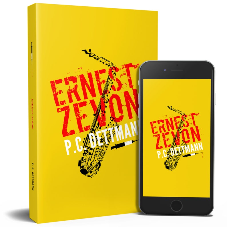 ERNEST ZEVON by P. C. DETTMANN Signed Paperback image 0