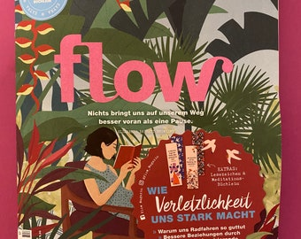 Flow No.57 .. How vulnerability makes us strong .. new!!!