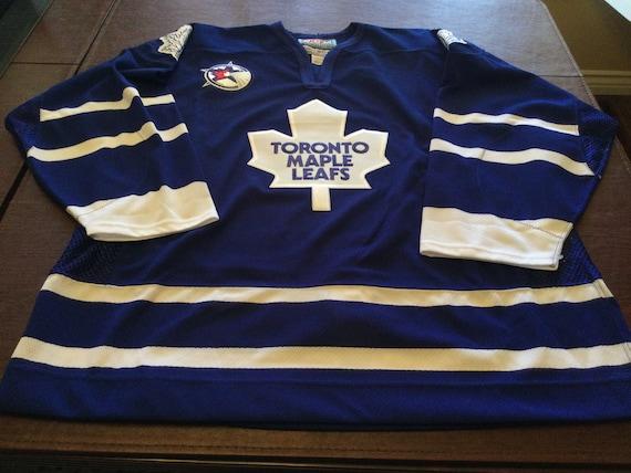 Toronto Maple Leafs authentic hockey jersey - image 1