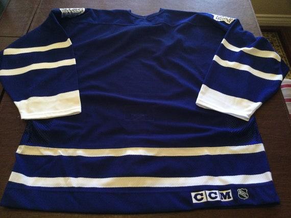 Toronto Maple Leafs authentic hockey jersey - image 4