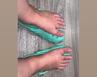 Bbw feet pics