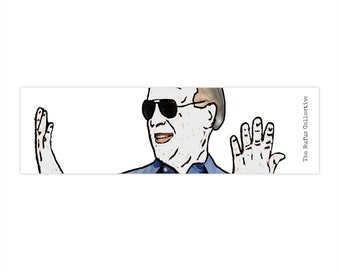 Bump with Biden - Bumper Stickers