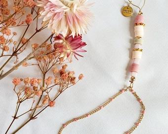 PINKY Phone Jewelry - Grigri Phone Chain - Phone strap - Phone bracelet