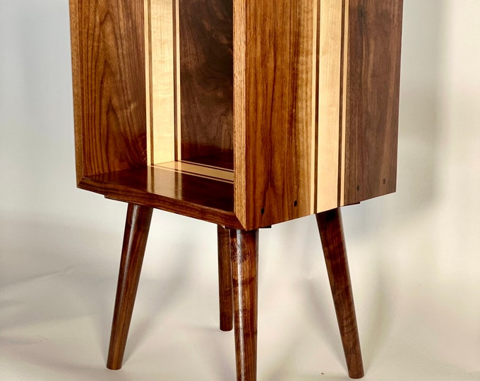 Record Player Stand / Entryway table / Side Table / Night Stand