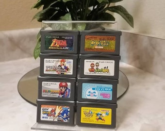 Authentic Gameboy Advance Games [Japanese]