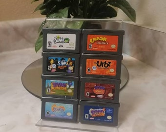 Authentic Gameboy Advance Games [Variety]