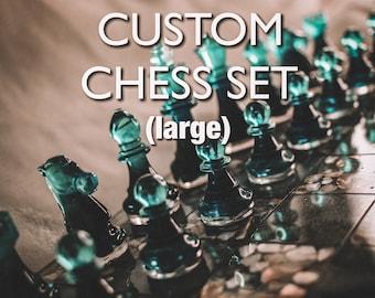 Custom Chess Set (large)