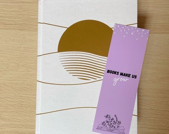 BOOKMARK - 250gsm on matte coated paper