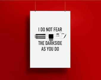 I Do Not Fear The Darkside