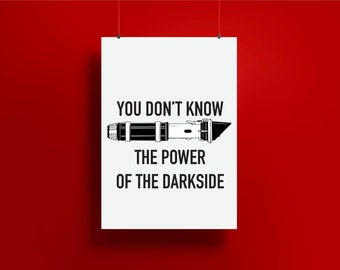 You Don't Know The Power