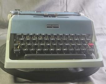 Vintage Typewriter - 1966 Olivetti Model